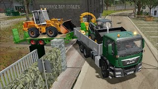 Farming Simulator 17 - Forestry and Farming on Old Streams 073