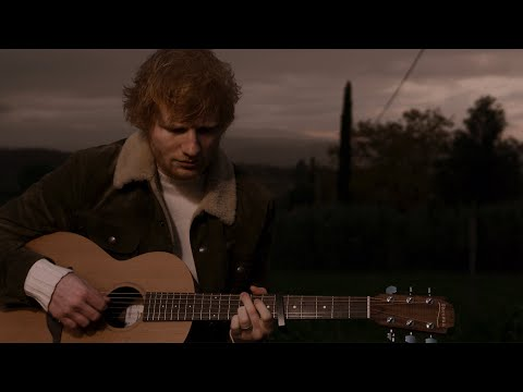 Download Lagu Ed Sheeran - Afterglow [ Performance Video].mp3