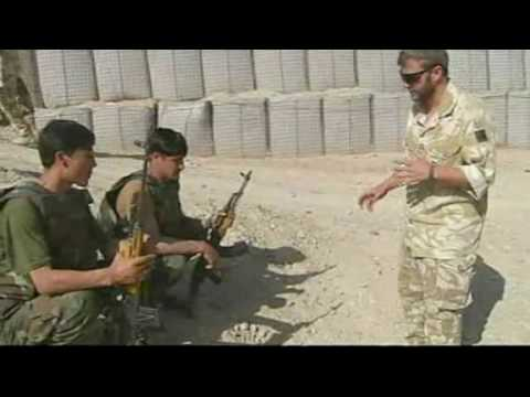 "Afghan soldier kills three British ""Gurkhas"" troops"