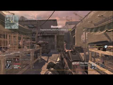 Modern Warfare 2:  Booster Justice