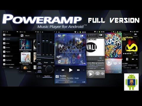 Reproductor Poweramp FULL 2015 actualizado ROOT (.apk)