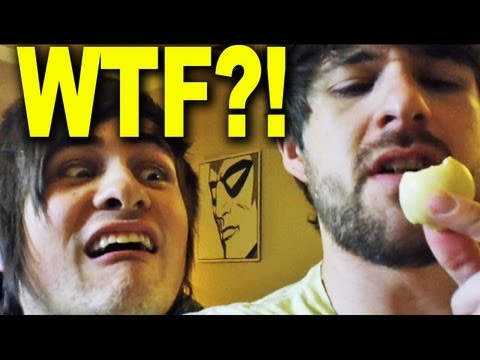 CRAZY BRAZILIAN FOOD TEST!