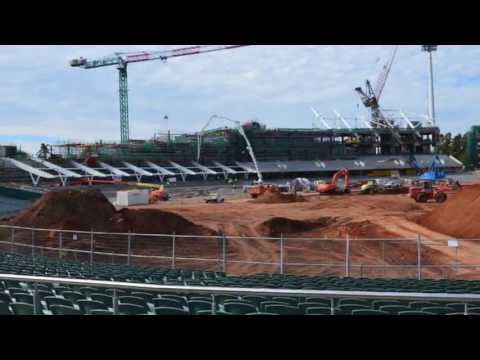 Mid-May Adelaide Oval update