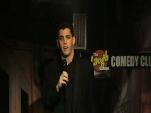 Damian Smith - Comedy Tribute - Orny Adams