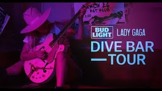 Dive Bar Tour - New york city Lady Gaga HD