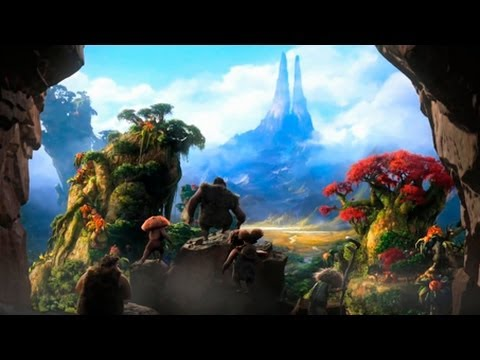 Los Croods - Trailer #2 Español Latino - FULL HD