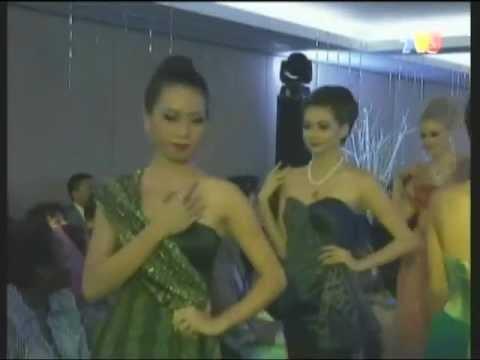 Malaysia International Jewellery Fair - Spring Edition 2013 (TV 3 NEWS)