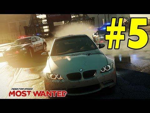 Need for Speed Most Wanted 2012 - Прохождение - Часть 5