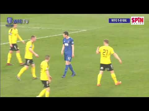 WATERFORD FC 2-1 GALWAY UNITED - EA SPORTS CUP 2ND ROUND [1-4-19]