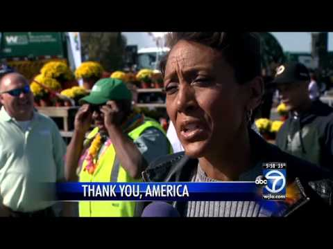 Robin Roberts surprises Md. unsung hero for Thanksgiving special