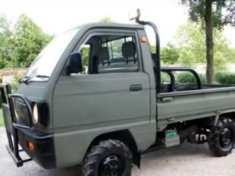 suzuki carry 4x4 mini truck for sale autos post. Black Bedroom Furniture Sets. Home Design Ideas