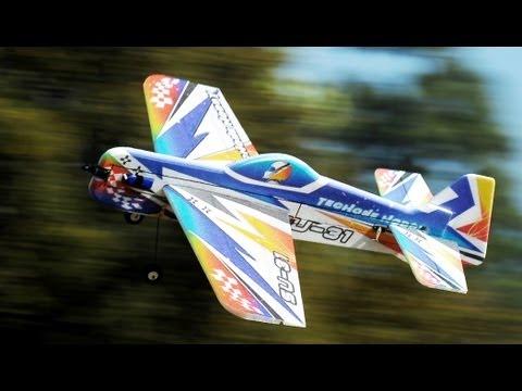Sukhoi Su-31 3D Aerobatic Plane