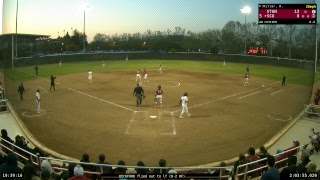 SCU vs Stanford (Press Box Camera)