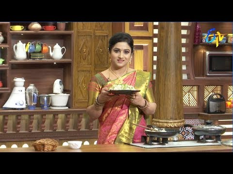 Telugu Ruchi | 25th October 2018 | Full Episode | ETV Telugu