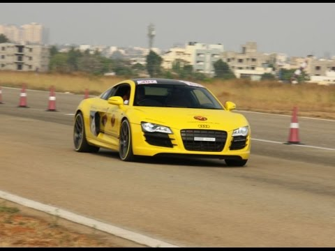 Supercars/Foreign Class Drag Race | Bangalore | Vroom 2016