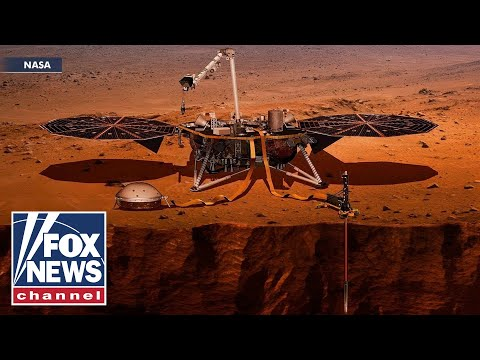NASA's InSight spacecraft makes historic landing on Mars