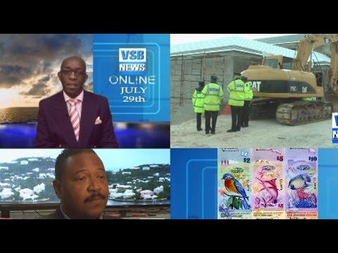 VSB NEWS ONLINE JULY 29TH
