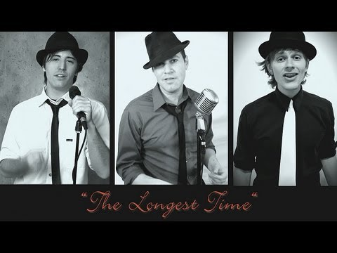 THE LONGEST TIME - Glee / Billy Joel cover (Matthew Jordan, Matt Bednarsky & Chris Commisso)