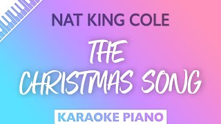 A Christmas Karaoke Band The Christmas Song In The Style Of