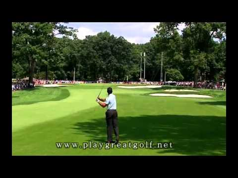 Tiger Woods PGA Championship 2013 Day 1 FULL HIGHLIGHTS