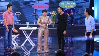 Việt Hương Phải Gọi Trấn Thành Là Sư Phụ Vì Bắt Chước Quá Xuất Sắc | Hài Trấn Thành 2017