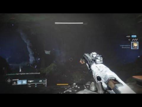 Destiny2 Schiefer Reisser solo Titan