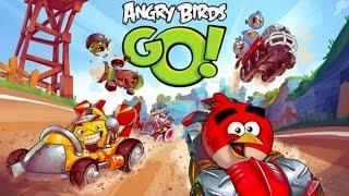 Злые Птицы / Angry Birds - Гонки. Машинки для детей