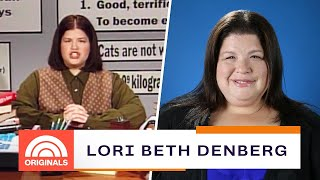 'All That' Star Lori Beth Denberg On The '90s Show & Her Favorite Guest Star | TODAY Originals