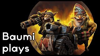 Dota 2 Mods | WE MADE TECHIES AWESOME!! | Baumi plays Open Angel Arena