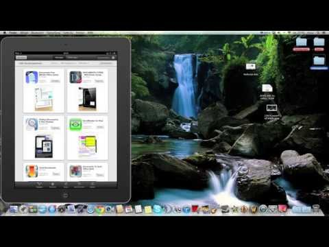Datentausch von PC & Mac zu iPad /iPhone ohne Kabel ohne iTunes mit jedem Browser