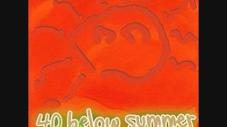 Watch 40 Below Summer Rejection video