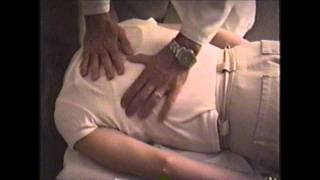 Swedish Massage Part 1, by Dr. Krause D.C., www.krausespa.com, www. massagecollege.org