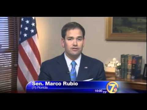 Rubio Alerts Administration To Additional Florida Counties Impacted By Severe Flooding
