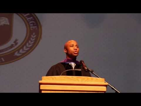 Lorenzo Azar Banks | Wright Career College Graduation Speech 10/17/14