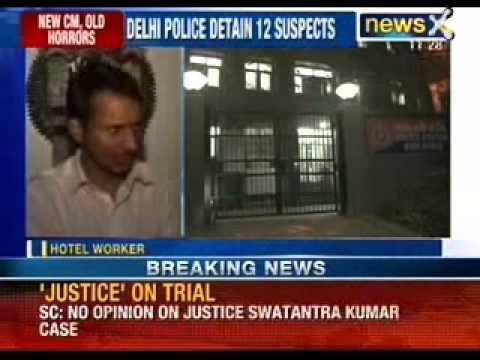 Danish woman gangraped in New Delhi - NewsX