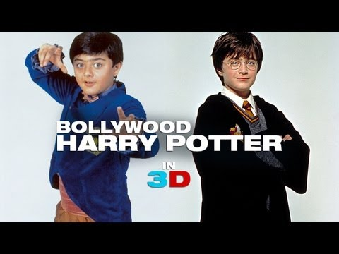 Deja View: Bollywood Harry Potter In 3d! [aabra Ka Daabra] video