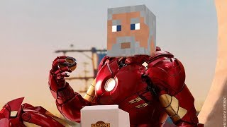 YO SOY IRON MAN | MINECRAFT