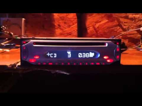 Sony CDX S2200