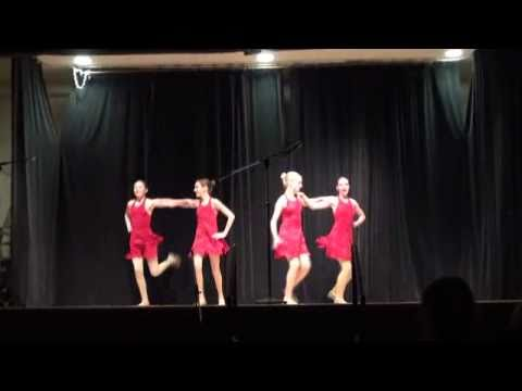 Stone Bridge School Talent Show: SINGLE LADIES - 03/08/2011