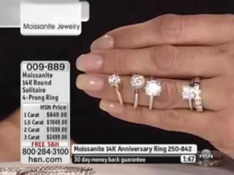 Kay  Diamond Solitaire Ring 12 carat Roundcut 14K White