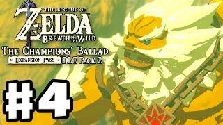 Daruk's Song! - The Legend of Zelda: Breath of the Wild DLC Pack 2 Gameplay