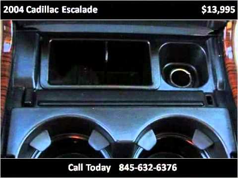 2004 Cadillac Escalade Used Cars Wappingers Falls NY
