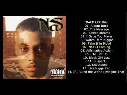 Nas - It Was Written (Album)