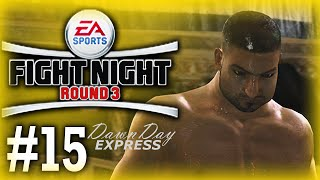 Fight Night Round 3 Career Mode Playthrough/Walkthrough #15 - Burger King Champ HERE! [Heavyweight]