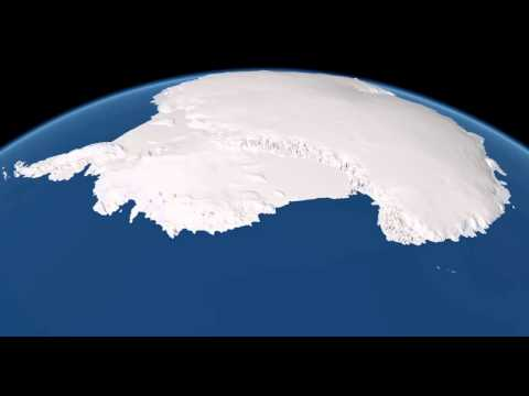 Polar Ice-Melt Causes Sea-Level Rise, Satellites Find | Video