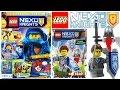 Журнал Лего Нексо Рыцари №8 Сентябрь 2016 | Magazine Lego Nexo Knights №8 September 2016