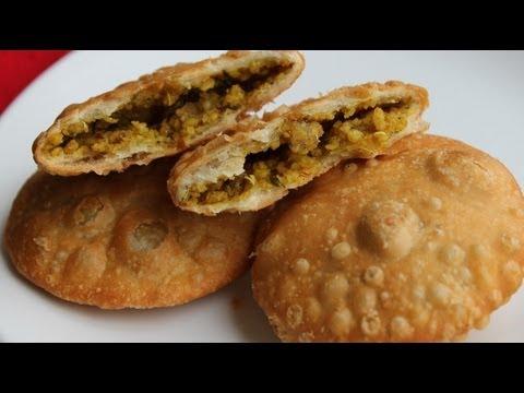 Juni 2015 food receipes urad daal kachori north indian food recipes youtube forumfinder Images