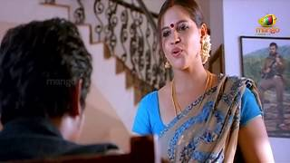Roudram - Jeeva seducing an aunty - Mask Movie Hero Jeeva Simham Puli Movie Scenes - Jeeva, Ramya