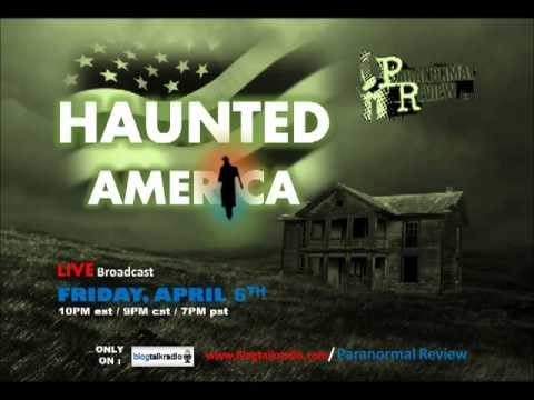 Paranormal Review Radio - Haunted America
