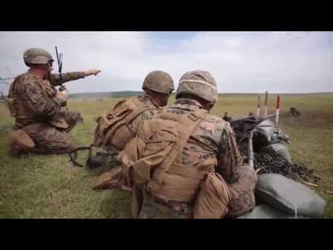 U.S. MARINES IN ROMANIA!  Exercise Platinum Eagle 2014 Ends with a BANG!